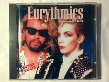 EURYTHMICS Live in Europe 11-06-93 cd ITALY BEATLES RARISSIMO VERY RARE