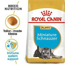 Royal Canin Miniature Schnauzer Puppy Dry Dog Food, Maintains Weight, Up To 10m+