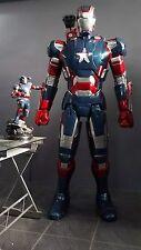 IRON PATRIOT IRON MAN CUSTOM STATUE LIFE SIZE 1/1 resin toy kit NOT XM SIDESHOW