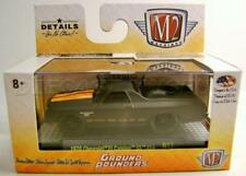1970 '70 CHEVY EL CAMINO SS 454 M2 MACHINES GROUND POUNDERS R17 DIECAST 2017