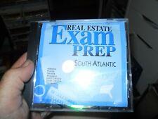 South Atlantic Real Estate Exam, PREP 1 CD free shipping