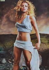 BRITNEY SPEARS - A2 Poster (XL - 42 x 55 cm) -Clippings Fan Sammlung NEU