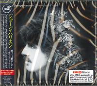 GEORGE HARRISON-SOMEWHERE IN ENGLAND-JAPAN CD+BOOK BONUS TRACK F25