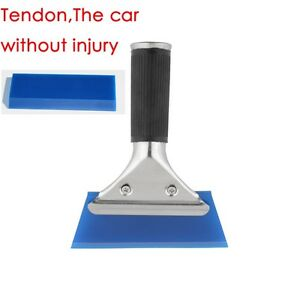 New Window Film Tint Tools Blue Squeegee With Handle For Home Car Tint Durable