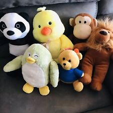 Dog Toys Set Of 6 Cheawable Plush Toys