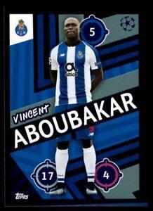 Topps Champions League 2018/19 - Vincent Aboubakar FC Porto No. 405