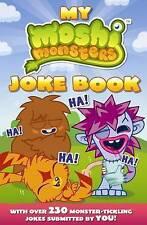 Moshi Monsters: My Moshi Monster Joke Book,GOOD Book