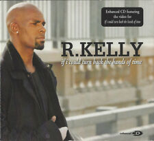 R. Kelly - If I Could Turn Back The Hands Of Time - CD Single Enh
