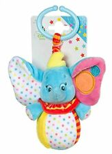 Disney Baby Dumbo Plush Activity Toy - 0 Months