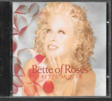 CD ALBUM 11 TITRES--BETTE MIDLER--BETTE OF ROSES--1995
