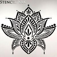 Tree Of Life Art Craft Reusable Stencil Decor Size A5 4 3 2 1 //238