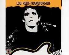 CD LOU REED transformer GERMAN EX+ (A0860)
