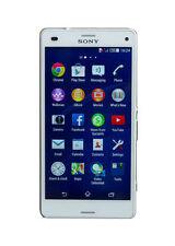 Android Quad Core White Mobile Phones