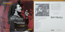 "BOB MARLEY - WHAT GOES AROUND COMES AROUND - 12"" EP + INSERT- JAD LBL - 1996"