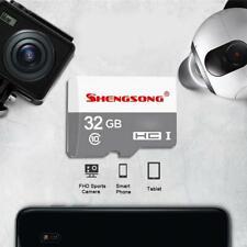 8GB 16GB 32GB 10Mb/s Micro SD SDHC UHS-I Class10 TF Memory Card