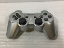 Sony PlayStation 3 Controller Satin Silver Dualshock 3 SIXAXIS PS3