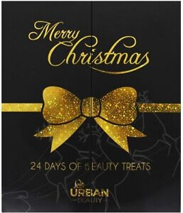 Urban Beauty Stylish Make-Up Advent Calendar Containing 24 Items With Fold-out D