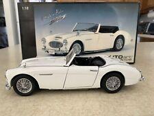 Austin Healey 3000 Autoart 1:18 White