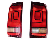 VW Amarok original Dark Label taillights darkened tail rear lights taillight