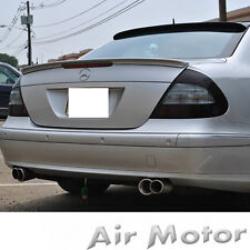 Painted Color Lorinser Type Roof & AMG Trunk Spoiler MB W211 E350 E320 E500
