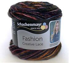 Schachenmayr Fashion Creative Lace 86 Beerentöne Lacegarn Tücher stricken