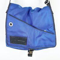 Ro Messenger Bag Handbag Purse Tote Shoulder Blue Black Crossbody