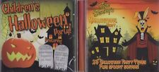 Children's Halloween Party - Spooky Sounds | NEW & SEALED 2XCD BUNDLE