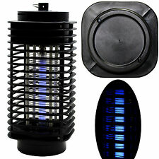 Outdoor Bug Zapper Electric Mosquito Fly Insect Stinger Garden Pest Control NEW