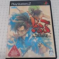 PS2 Dororo Sony PlayStation 2 NTSC-J JP Import Game Japan