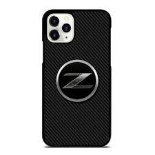 NISSAN Z LOGO iPhone 5/5S 6/6S 7 8 Plus X/XS XR 11 Pro Max Case