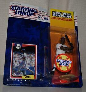 1994 STARTING LINEUP 68551 - FRED MCGRIFF * ATLANTA BRAVES - MLB SLU EXT