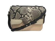 Brand New Vince Camuto Women's Beige Zora Cross-body Bag MSRP $198.00