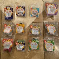 McDonalds 1999 Happy Meal Toys - Toy Story 2 - Lot of 12