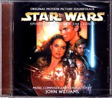 STAR WARS Episode 2 Attack of the Clones JOHN WILLIAMS Angriff der Klonkrieger
