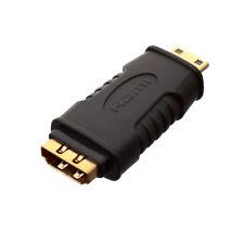 Mini HDMI Macho a HDMI Hembra Adaptador