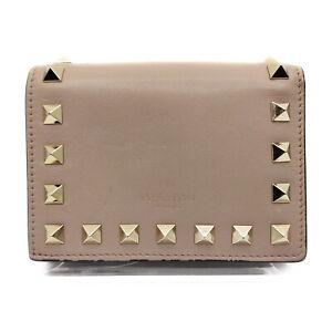VALENTINO GARAVANI Wallet  Beiges Leather 2303281