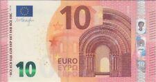 European Union Banknote P21e 10 Euro 2014 Prefix EB(Slovakia) Plate E0084, UNC