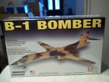 B-1 Bomber airplane model kit by Lindberg, MIB