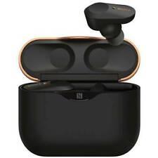 : Sony Wf-1000Xm3 : Bluetooth Noise Canceling Earbuds : Black: 45 Day Wrnty :