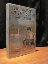 The Trumpet of the Swan by E. B. White HC 1st Fine 1970 Signed Presentation Copy