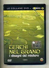 CERCHI NEL GRANO - I DISEGNI DEL MISTERO # Cinehollywood-Unipress DVD-Video 2002