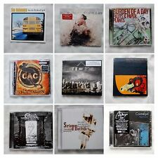 70 NEW SEALED CDs-Buy one or buy more-$4.99 OBO each-Alt Rock,Lots of Metal,Jazz