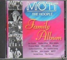 (962E) Mott The Hoople, Family Album - 2000 CD