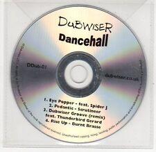 (EG839) Dubwiser, Dancehall - 2013 DJ CD