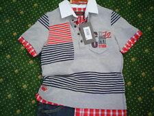 Catimini Labo Camiseta Polo ; de rayas gr.8- 10a