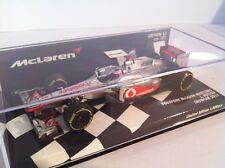 MINICHAMPS 530124373 Vodafone McLaren - Esposizione Auto - J.BOTTONE 2012