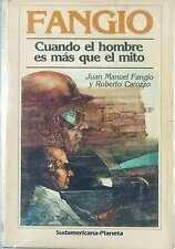 Fangio-Cuando el hombre es mas que el mito-book used
