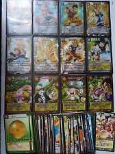Carte Dragon Ball Z DBZ Card Game Part 3 #Full Set (Version Booster) 2004