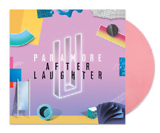 Paramore After Laughter PINK Vinyl LP - FIRST PRESSING - SOLD OUT!