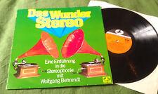 LP: VA  - Das Wunder Stereo - Rare Library Funk Breaks - Amphonic - Syd Dale